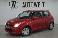 Suzuki Swift Red Edition 1,5