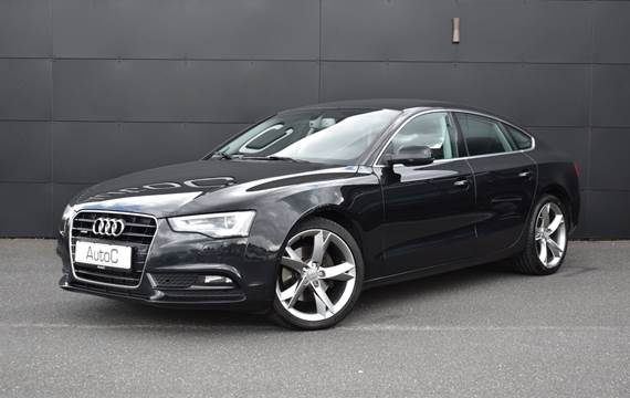 Audi A5 TFSi 211 SB quattro S-tr. 2,0