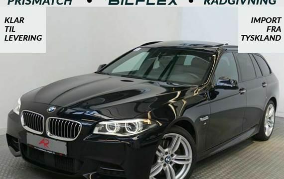 BMW 535d Touring aut. 3,0