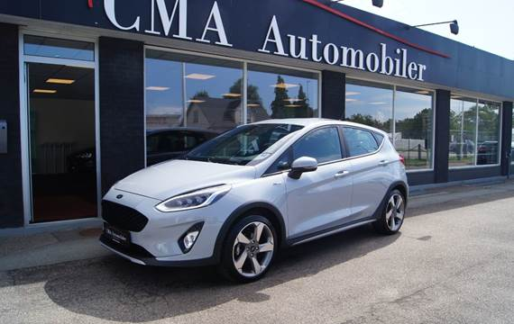 Ford Fiesta SCTi 140 Active II 1,0