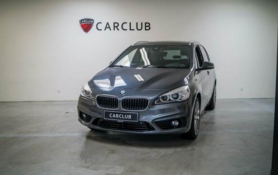 BMW 220d Active Tourer aut. 2,0