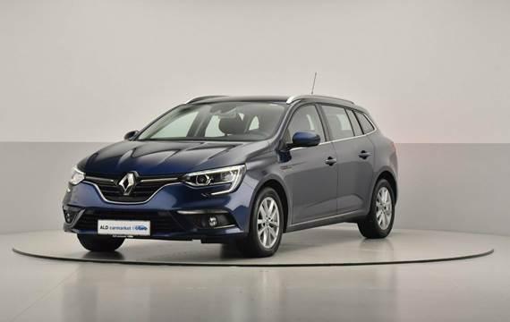Renault Megane IV dCi 110 Zen ST EDC 1,5
