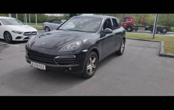 Porsche Cayenne S D Tiptr. 4,2