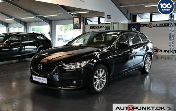 Mazda 6 Sky-D 150 Core Busin. stc. aut 2,2