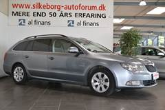 Skoda Superb TDi 105 Ambition GreenLine 1,6