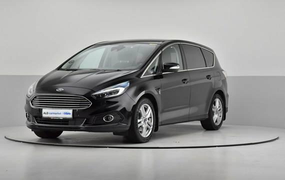 Ford S-MAX TDCi 210 Titanium aut. 7prs 2,0