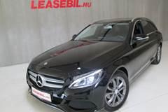 Mercedes C200 BlueTEC stc. aut. Van 1,6