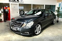 Mercedes E350 CDi Avantgarde aut. BE 3,0