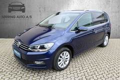 VW Touran TSi 150 Highline DSG 7prs 1,4