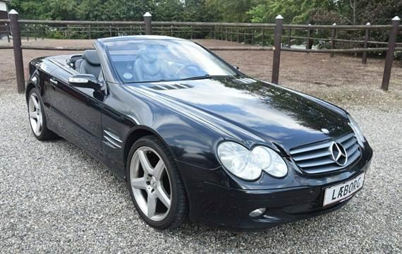 Mercedes SL500 aut. 5,0