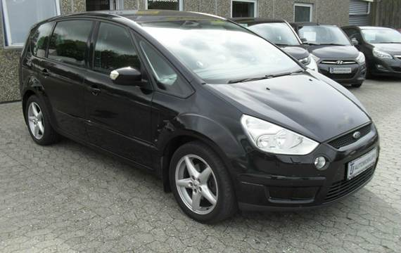 Ford S-MAX TDCi 125 Trend 1,8