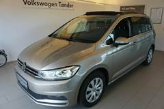 VW Touran TDi 115 Comfort Connect DSG 7p 1,6