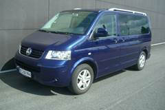 VW Multivan TDi 130 Highline 2,5