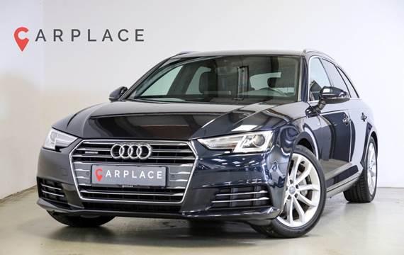 Audi A4 TDi 190 S-line Avant quat S-tr 2,0