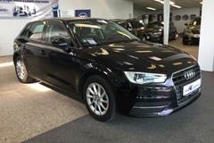 Audi A3 TDi 110 Attraction SB S-tr. 1,6