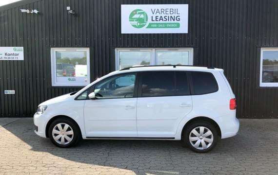 VW Touran TDi 105 Comfortline BMT Van 1,6
