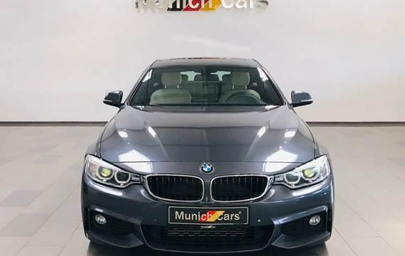 BMW 428i Gran Coupé aut. 2,0