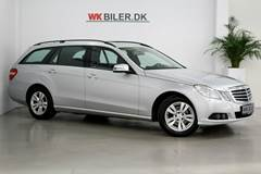 Mercedes E220 CDi stc. aut. BE 2,2