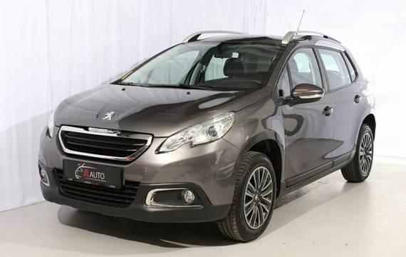 Peugeot 2008 VTi 82 Active 1,2