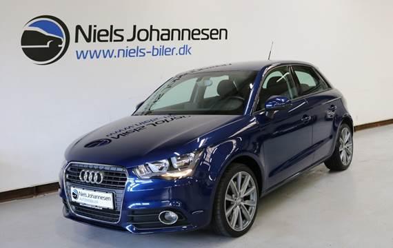 Audi A1 TDi 143 Ambition SB 2,0