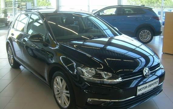 VW Golf VII TSi 150 Comfortline DSG 1,4