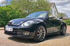 VW The Beetle TSi 220 R-line Cabriolet DSG 2,0