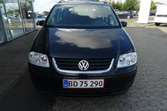 VW Touran TDi 140 Trendline 7prs 2,0