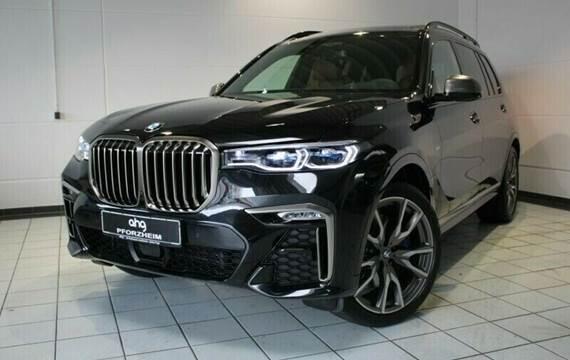 BMW X7 3,0 M50d xDrive aut.