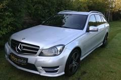 Mercedes C220 CDi AMG Line stc. aut. 2,2