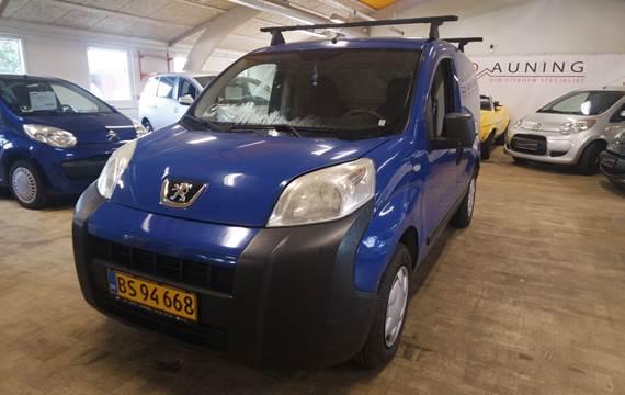 Peugeot Bipper HDi 70 Van 1,4