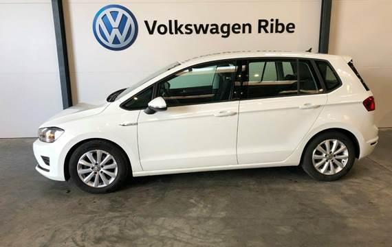 VW Golf Sportsvan TSi 115 BlueMotion 1,0
