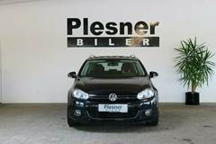 VW Golf VI TSi 160 Highline Variant DSG 1,4