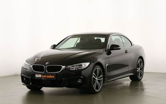 BMW 440i Cabriolet xDrive aut. 3,0