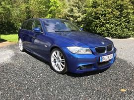 BMW 318d 2,0 UT31