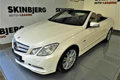 Mercedes E350 Cabriolet aut. BE 3,5