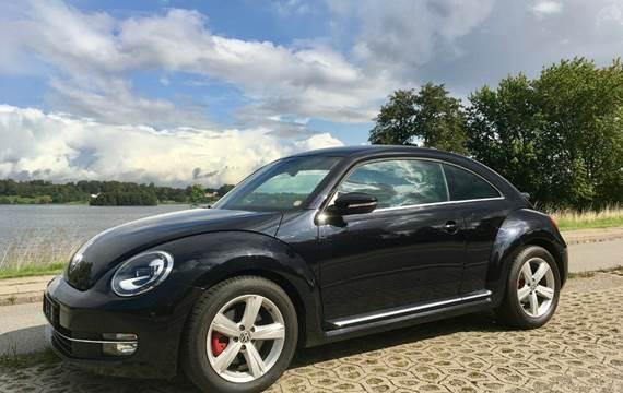 VW The Beetle TSi 200 Sport DSG 2,0