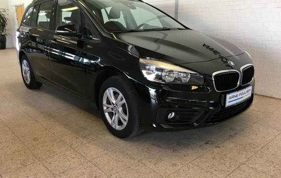BMW 216d Gran Tourer Advantage aut. 1,5