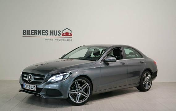 Mercedes C220 d Business aut. 2,2