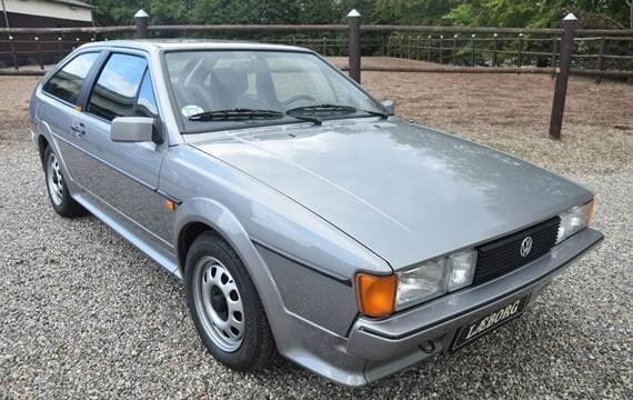VW Scirocco GT 1,8