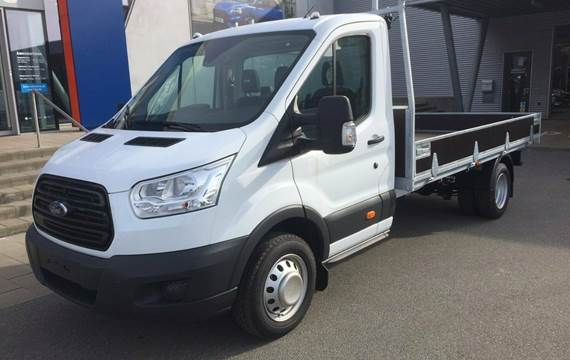 Ford Transit 350 L4 Chassis TDCi 170 Trend H1 RWD 2,0