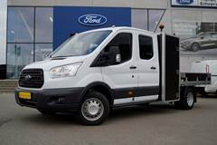 Ford Transit 350 L3 Chassis TDCi 170 Db.Cab Ambiente RWD 2,0