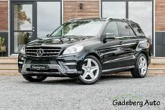 Mercedes ML350 BlueTEC AMG Line aut. 4-M 3,0
