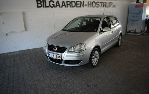 VW Polo TDi 80 1,4