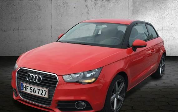 Audi A1 TFSi 86 Ambition 1,2