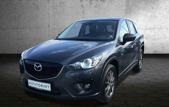 Mazda CX-5 Sky-D 175 Optimum aut. AWD Van 2,2