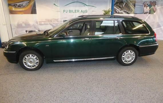 Rover 75 V6 Club Tourer 2,0