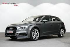 Audi A3 TFSi Sport Limited S-tr.
