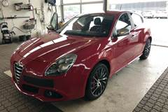 Alfa Romeo Giulietta JTD 140 Distinctive Van 2,0