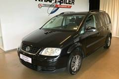 VW Touran TDi 100 1,9