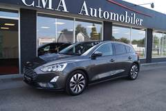Ford Focus EcoBoost Cool&Connect 1,0
